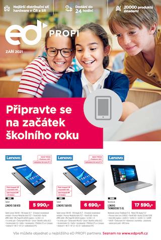 Katalog eD Profi na září 2021